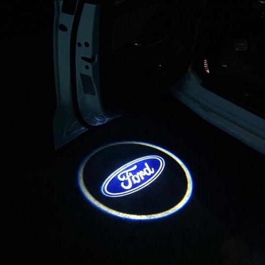 LED logo projektor